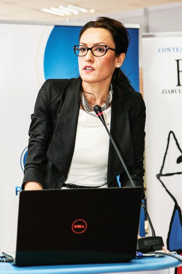 Viorela Radoi, Director Executiv ROMSLOT v2