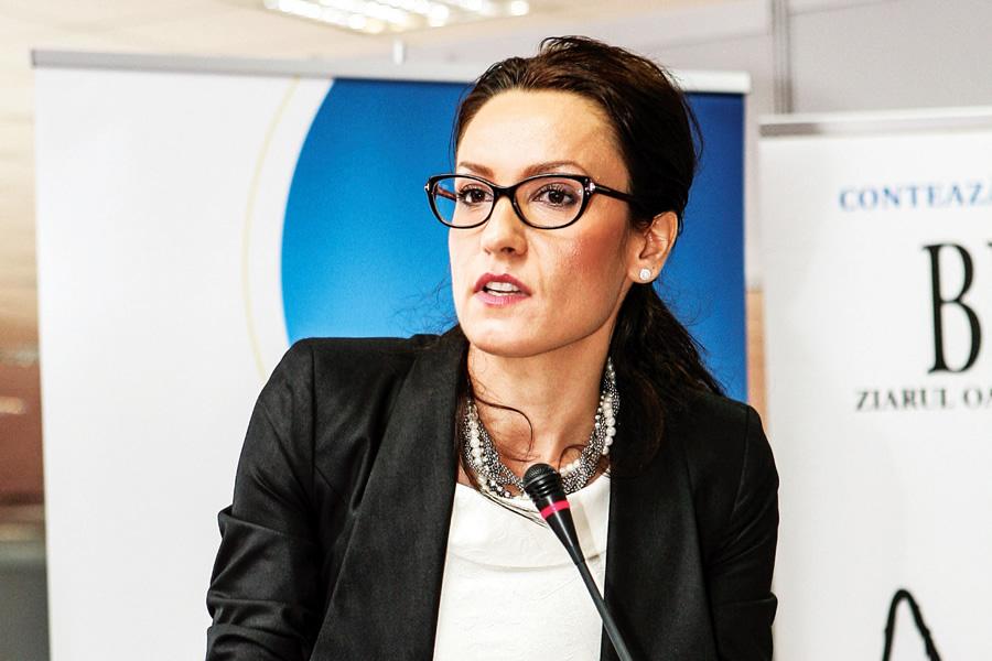 Viorela Radoi, Director Executiv ROMSLOT